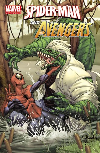 9780785158134: Marvel Universe Avengers: Spider-Man and the Avengers
