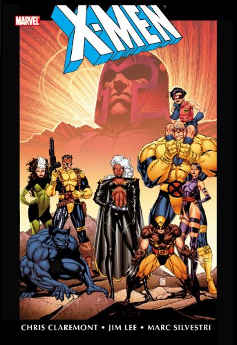 9780785158226: X-Men by Chris Claremont & Jim Lee Omnibus, Volume 1 (X-Men Omnibus)