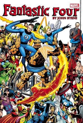 Fantastic Four by John Byrne Omnibus - Volume 1: John Byrne