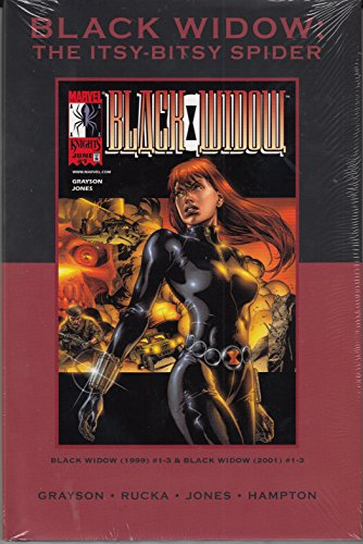 9780785158288: Black Widow: The Itsy Bitsy Spider (Marvel Premiere Classic Vol 78 DM Ed)