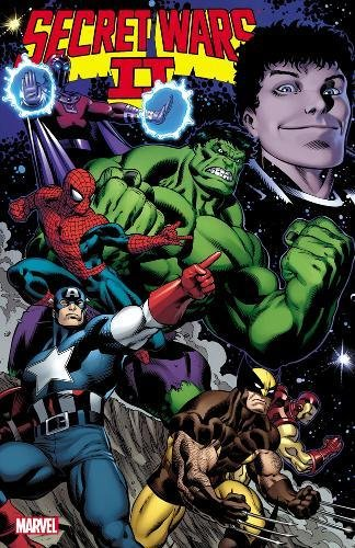 9780785158301: Secret Wars II (Marvel Us)
