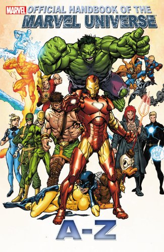 9780785158349: Official Handbook of the Marvel Universe A to Z - Volume 5