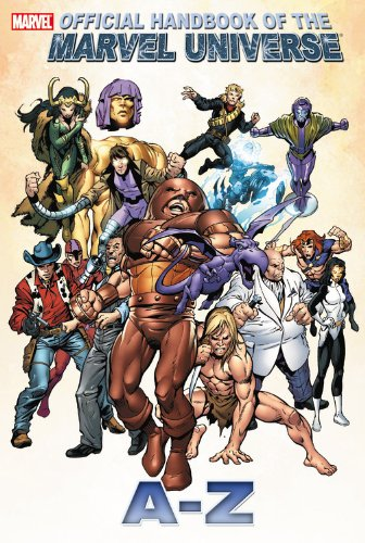 9780785158356: Official Handbook of the Marvel Universe A to Z Volume 6