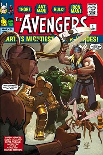 9780785158462: AVENGERS OMNIBUS 01 JRJR CVR HC (The Avengers)