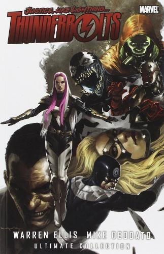 9780785158493: Thunderbolts By Warren Ellis & Mike Deodato Ultimate Collection