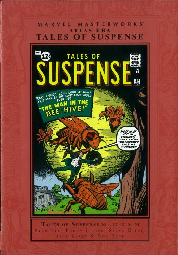 Marvel Masterworks: Atlas Era Tales of Suspense - Volume 4: Stan Lee