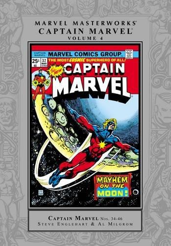 9780785158776: MMW CAPTAIN MARVEL 04 HC (Marvel Masterworks)