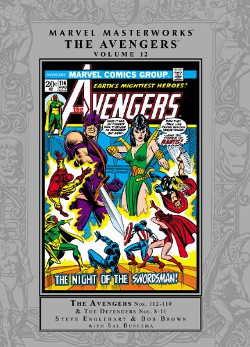 9780785158790: Marvel Masterworks: The Avengers 12