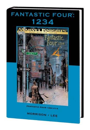 9780785158974: Fantastic Four 1234 Prem HC Dm Var Ed 77