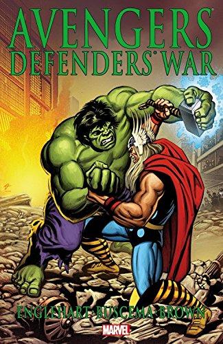 9780785159025: Avengers/Defenders War
