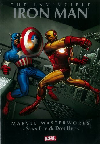 Marvel Masterworks: The Invincible Iron Man -: Rico, Don, Lee,
