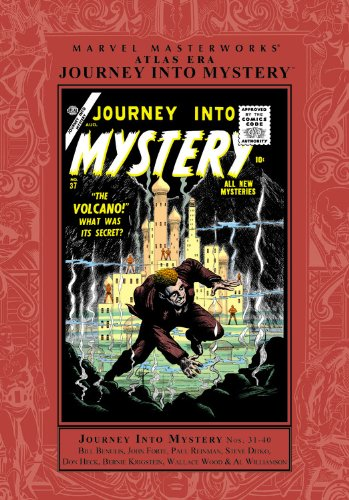 9780785159254: Marvel Masterworks: Atlas Era Journey Into Mystery - Volume 4