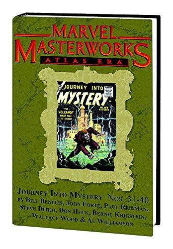 9780785159261: MMW ATLAS ERA JOURNEY INTO MYSTERY 04 DM VAR ED 180 HC
