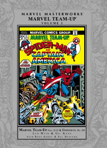 9780785159339: Marvel Masterworks: Marvel Team-Up - Volume 2