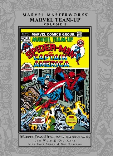 9780785159339: Marvel Masterworks: Marvel Team-Up 2