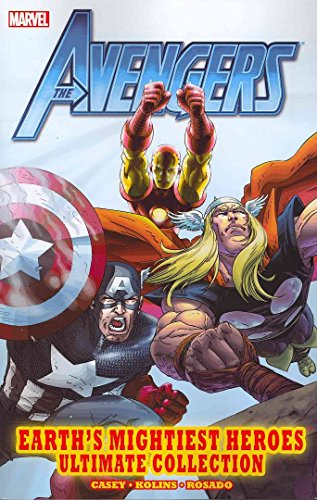 9780785159377: Avengers: Earth's Mightiest Heroes Ultimate Collection (Avengers (Marvel Unnumbered))