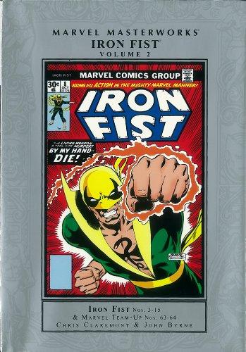 9780785159551: Marvel Masterworks 2: Iron Fist