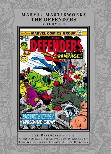9780785159612: Marvel Masterworks: The Defenders - Volume 3 (Marvel Masterworks (Unnumbered))