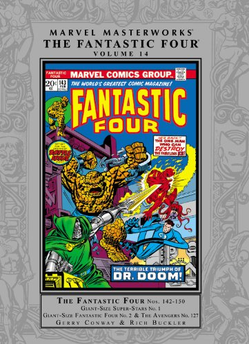 Marvel Masterworks: The Fantastic Four - Volume 14 (Marvel Masterworks (Numbered)): Gerry Conway