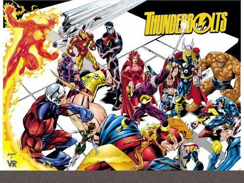 9780785159650: THUNDERBOLTS CLASSIC 02