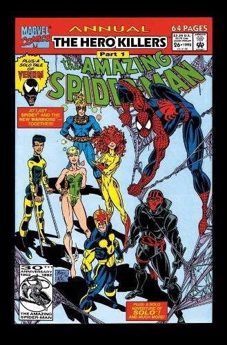9780785159674: Spider-Man & the New Warriors: The Hero Killers