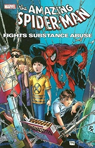9780785159780: Spider-Man Fights Substance Abuse