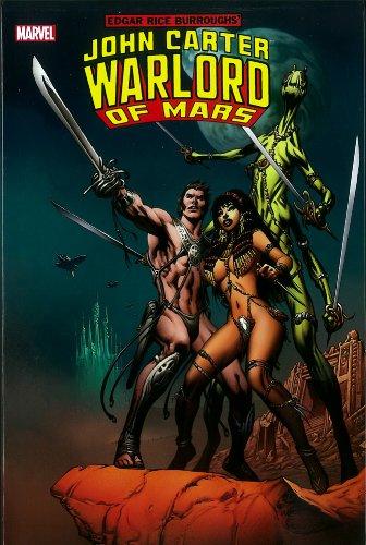9780785159902: JOHN CARTER WARLORD OF MARS OMNIBUS HC