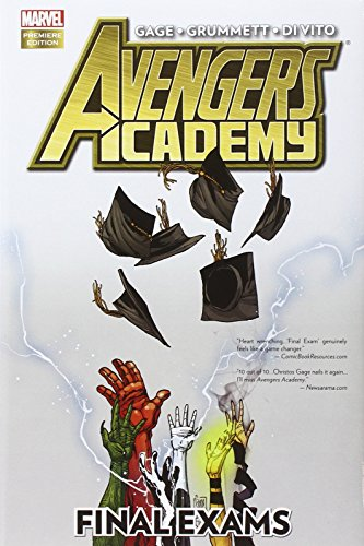 9780785160311: Avengers Academy: Final Exams