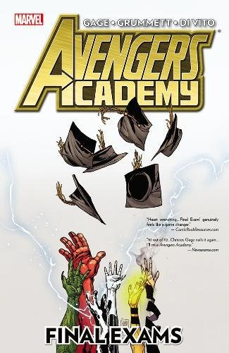 9780785160328: Avengers Academy: Final Exams