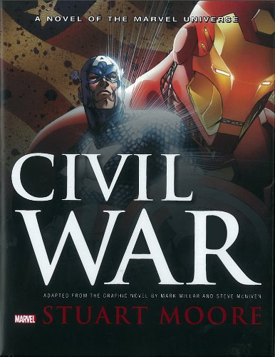 9780785160359: CIVIL WAR PROSE NOVEL HC