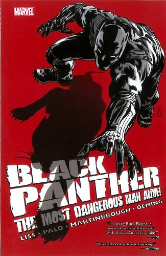 9780785160373: Black Panther - The Most Dangerous Man Alive: The Kingpin of Wakanda