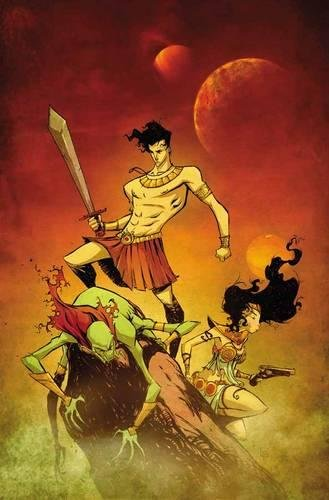 9780785160427: JOHN CARTER A PRINCESS OF MARS (John Carter of Mars)