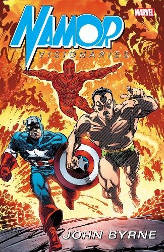 9780785160434: Namor Visionaries by John Byrne - Volume 2 (Marvel Visionaries)