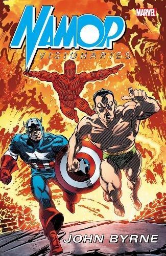 Namor Visionaries by John Byrne - Volume 2 (Marvel Visionaries)