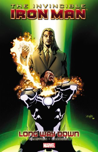 9780785160489: Invincible Iron Man - Volume 10: Long Way Down (Iron Man (Marvel Comics))