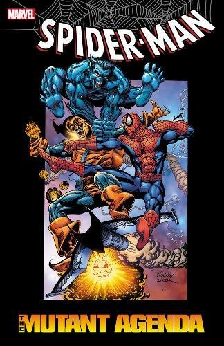 Spider-Man: The Mutant Agenda: Steven Grant; Stan
