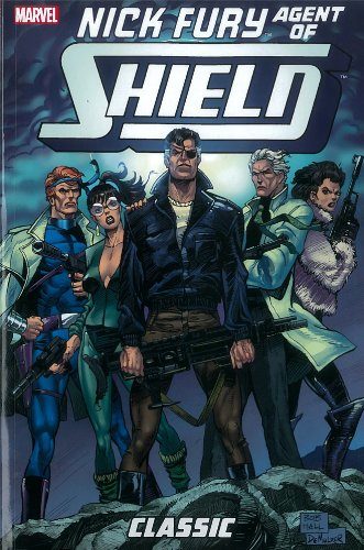 Nick Fury, Agent of S.H.I.E.L.D. : Classic Vol. 1