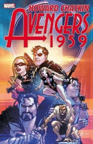 9780785160724: Avengers 1959