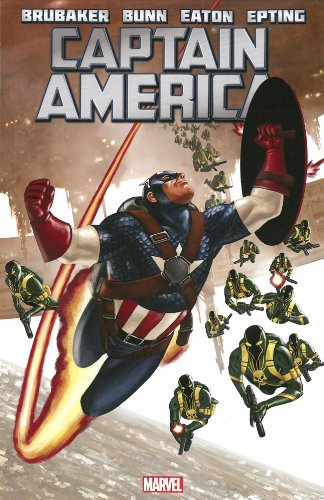 9780785160786: Captain America by Ed Brubaker - Volume 4