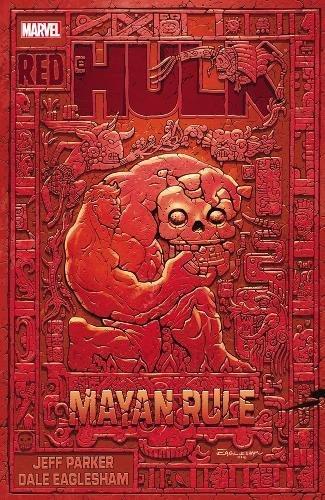 9780785160977: Red Hulk: Mayan Rule
