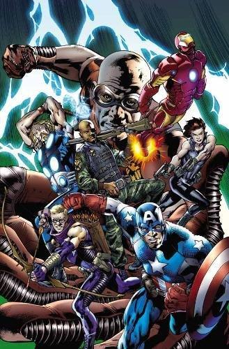 9780785161325: Ultimate Comics Avengers by Mark Millar Omnibus