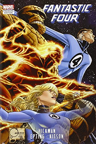 9780785161523: Fantastic Four by Jonathan Hickman