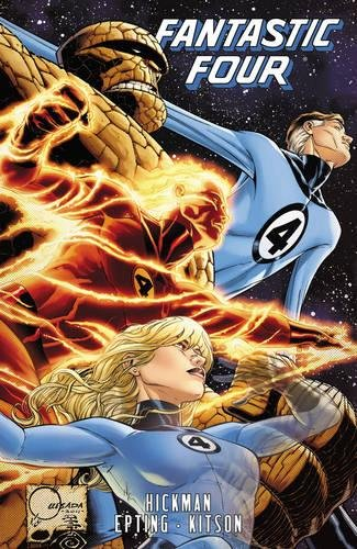 9780785161530: Fantastic Four by Jonathan Hickman 5