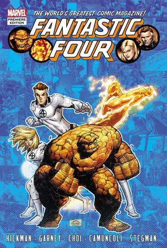 9780785161547: Fantastic Four by Jonathan Hickman - Volume 6