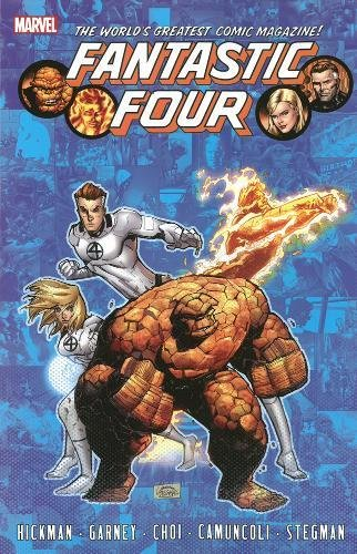 9780785161554: Fantastic Four by Jonathan Hickman - Volume 6 (Fantastic Four (Marvel Paperback))