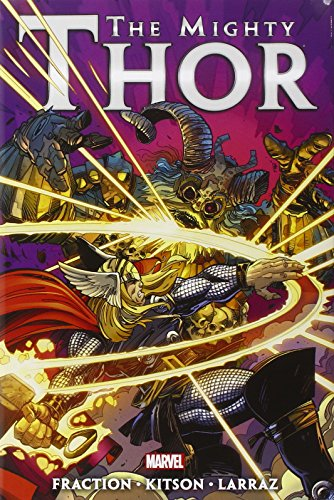 9780785161660: MIGHTY THOR BY MATT FRACTION PREM 03 HC