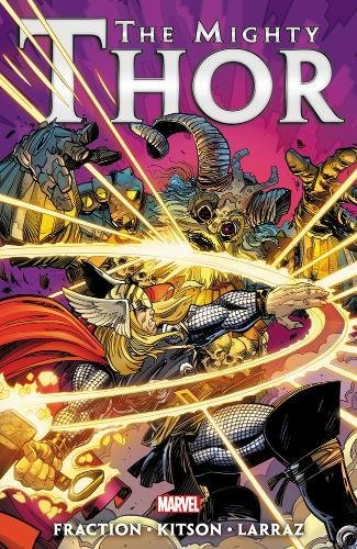 9780785161677: MIGHTY THOR BY MATT FRACTION 03 (Thor (Graphic Novels))