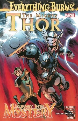 9780785161691: The Mighty Thor / Journey into Mystery: Everything Burns