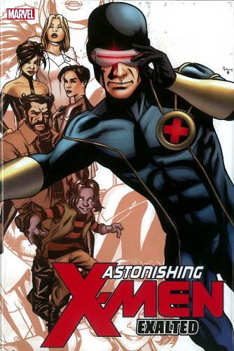 Astonishing X-Men : Exalted