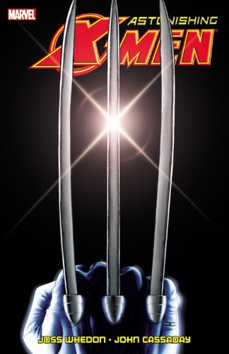 Astonishing X-Men By Joss Whedon & John Cassaday Ultimate Collection Book 1
